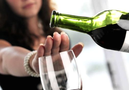 Аллергия на красное вино