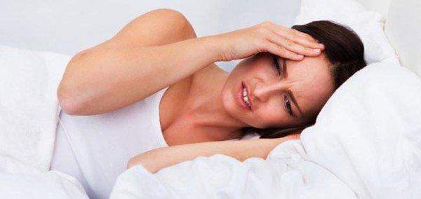резкая головная боль при аллергии