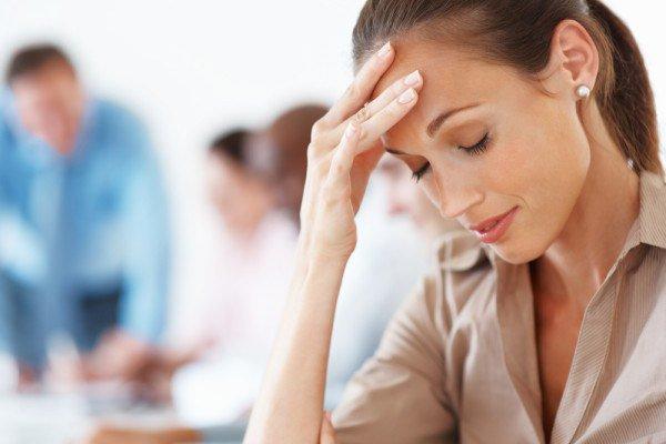 повышенная утомляемость, головные боли