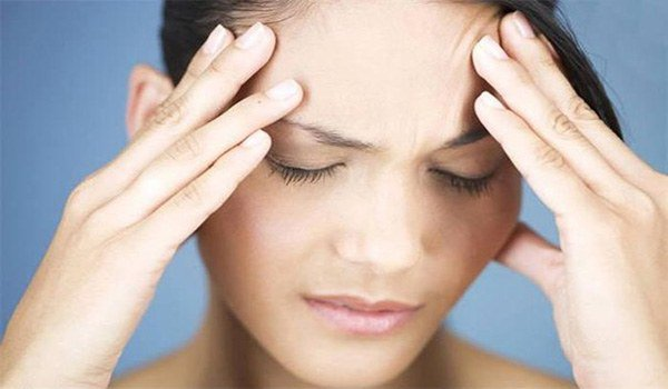 головная боль, общая слабость