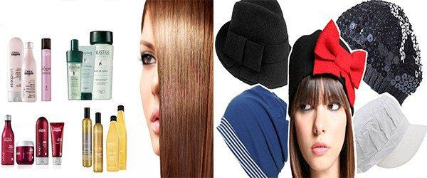 косметика для волос и головные уборы как причина аллергии