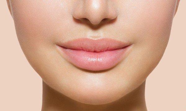 область рта и вокруг него