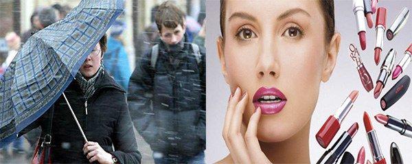 ветер, холод и косметика как причина аллергии