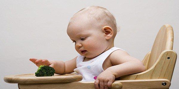 брокколи отдельно от других продуктов