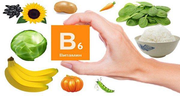 витамин В6 при аллергии