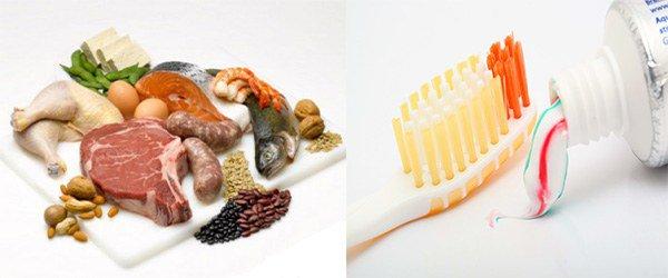 пища и гигиенические средства как провокаторы аллергии
