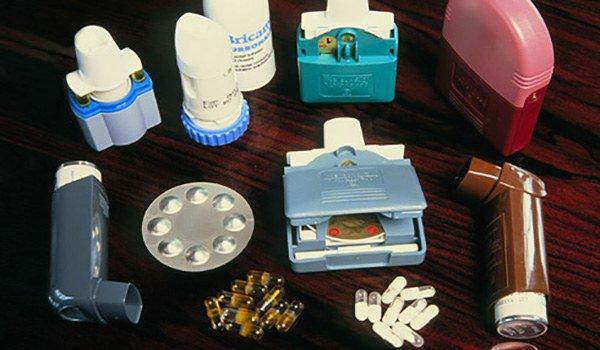 препараты от астмы