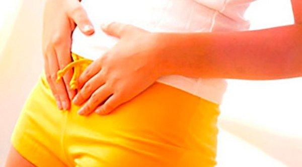 отек половых органов при аллергии на сперму