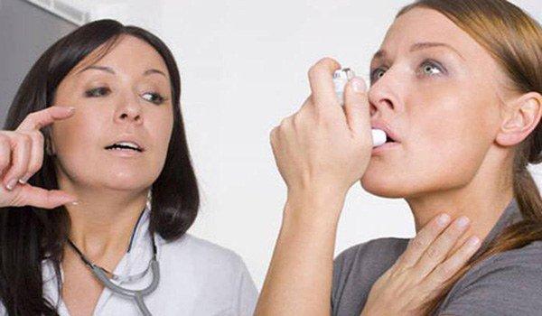 персистирующая астма