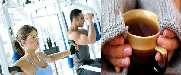 физическая нагрузка и горячие напитки как провокаторы аллергии