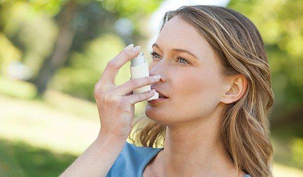 затяжной характер астмы