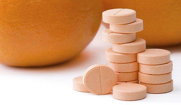 аллергия на витамин C