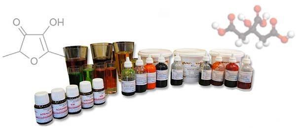 вспомогательные вещества в составе витаминных препаратов