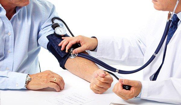 резкое падение артериального давления