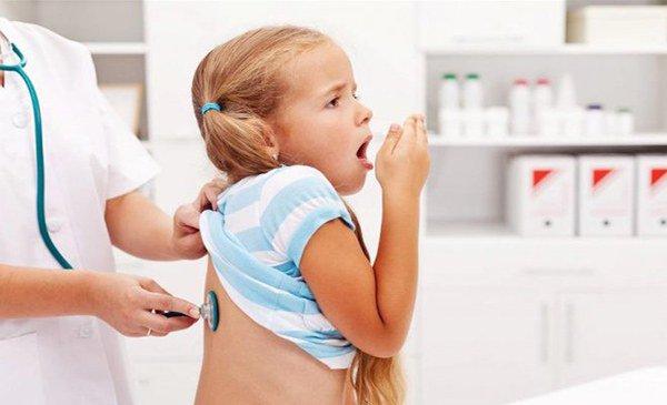 астматический кашель у детей