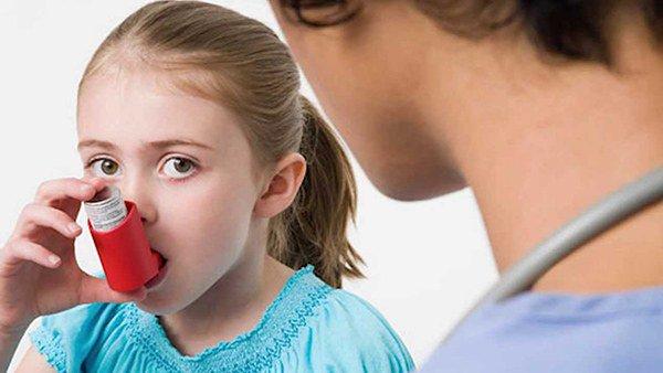 диагностика астмы у детей