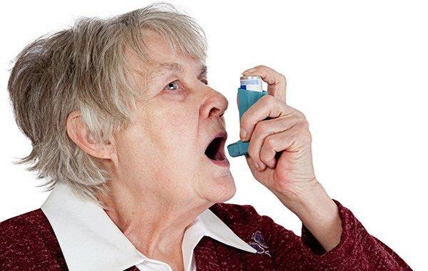 диагностика астмы у пожилых