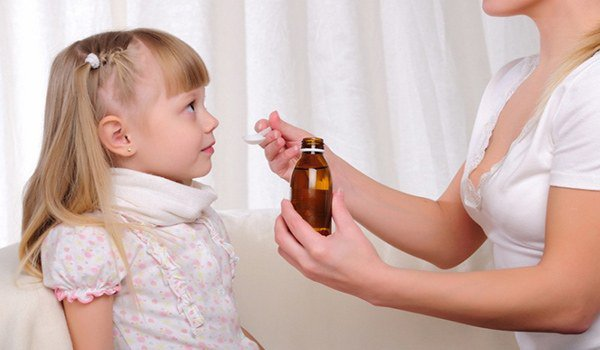сироп при астматическом кашле