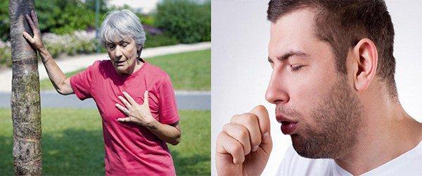 Астма физического усилия: причины, лечение, профилактика