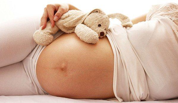 беременные женщины в группе риска