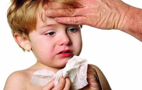 незрелая иммунная система ребенка