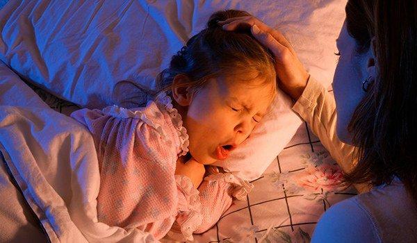 ночной приступ бронхиальной астмы