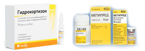 глюкокортикостероидные препараты