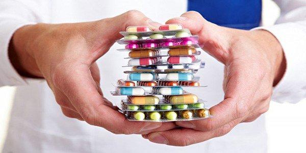 антибиотикотерапия как причина дерматита