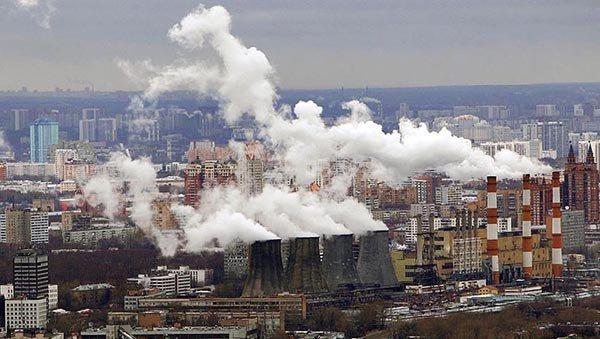 плохая экологическая ситуация