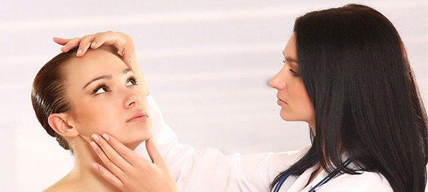наблюдение у дерматолога