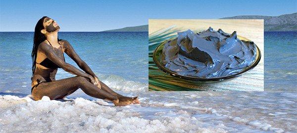 целебные свойства Мертвого моря