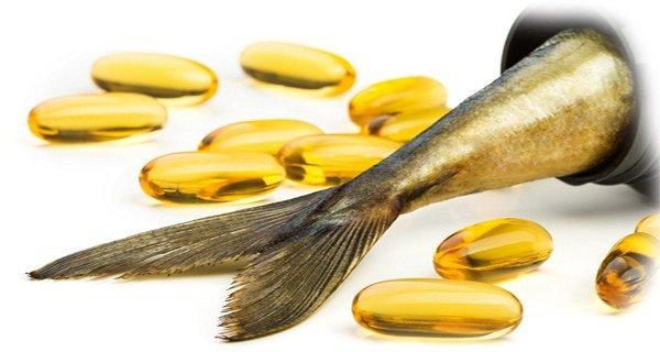 рыбий жир при псориазе