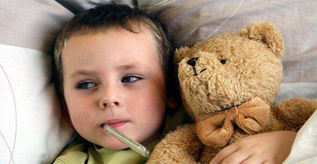 Дает ли аллергия температуру