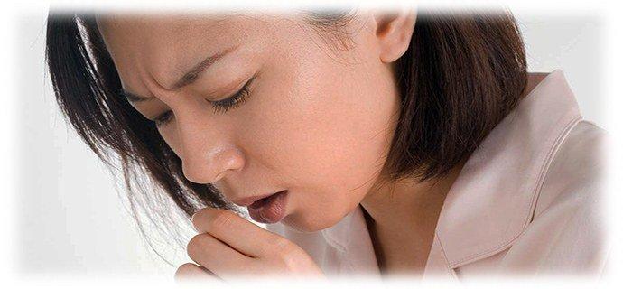 кашель при глистах