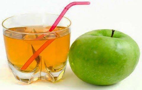 яблочный сок и березовый деготь