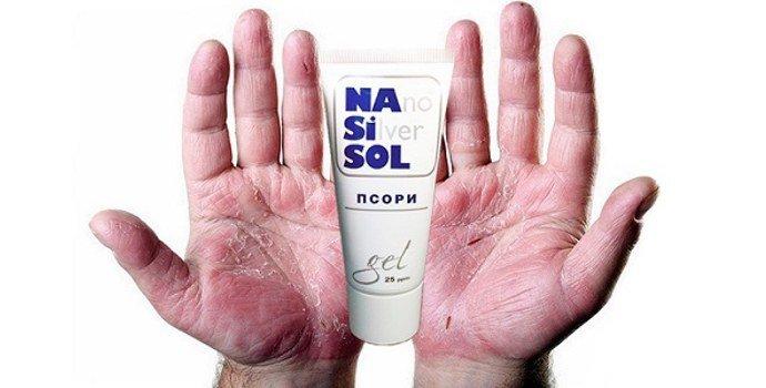 Препарат Nano Silver Sol