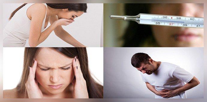 Симптомы глистов проявления.