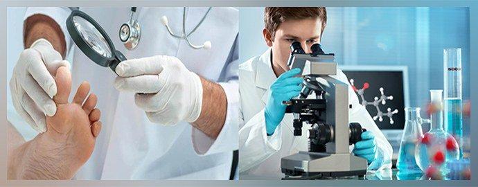 Прием у специалиста и лабораторные исследования