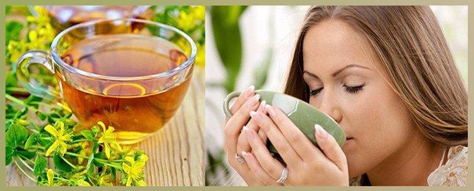 Чай на основе чистотела