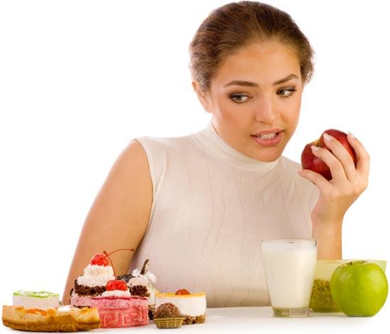 диета на сладкое
