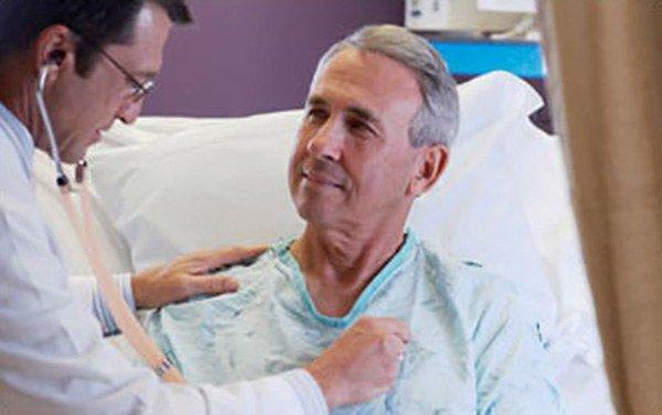 госпитализация в стационар