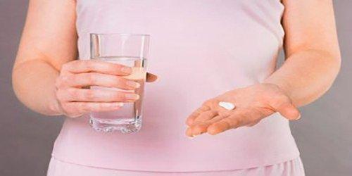 запиваем аллегру водой