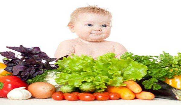 питание малыша