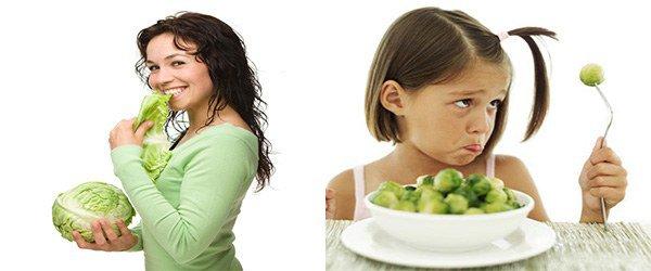 причины аллергии на капусту