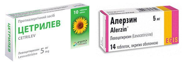аналоги алерона