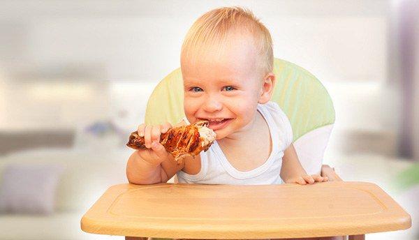 чрезмерное употребление белка ребенком
