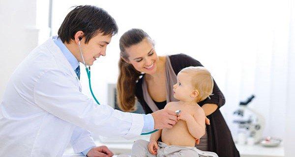 консультация у педиатра