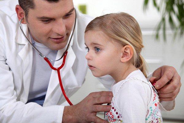 астматический бронхит у детей