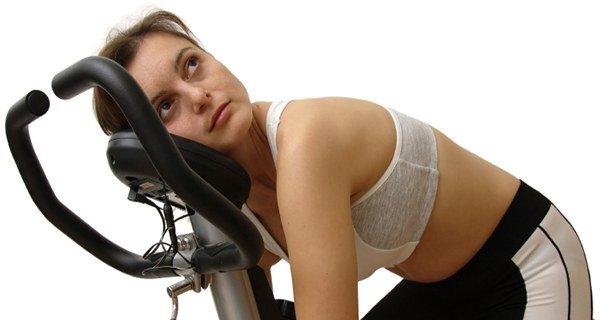 чрезмерная физическая нагрузка возможная причина астмы