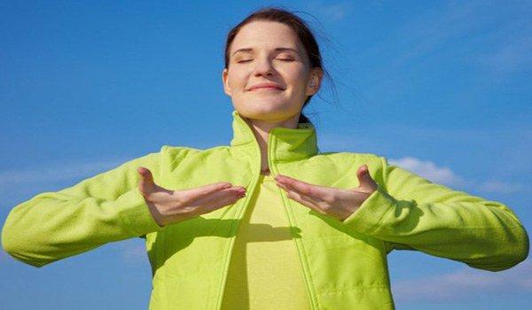 улучшение дыхательной функциональности